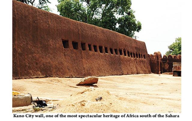 Kano City Walls - Kano State