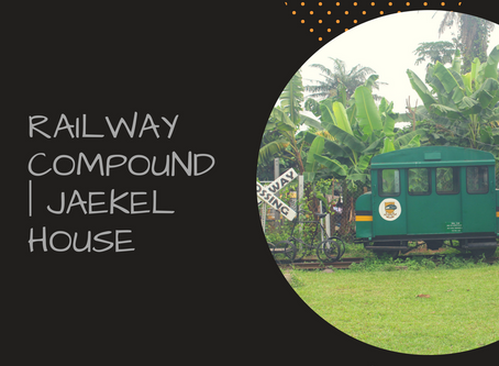Railway Compound   Jaekel House