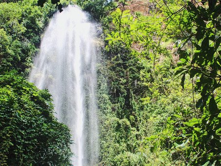 Wonder In The Wilderness | Owu Falls