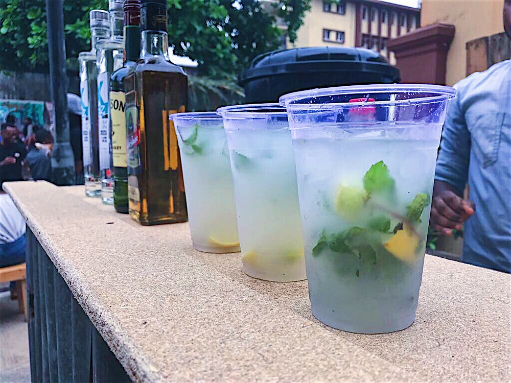 Palmwine Cocktails