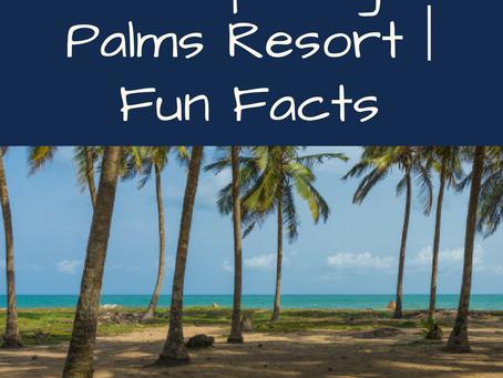 Whispering Palms Resort | Fun Facts