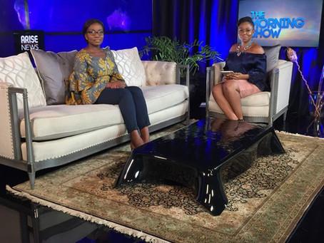 Arise TV | Talking Tourism in Nigeria