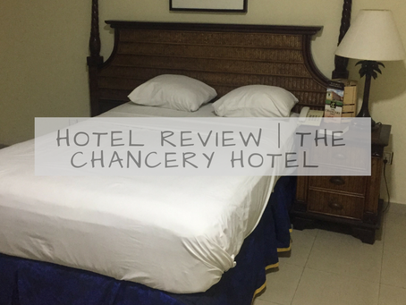 Hotel Review | The Chancery Hotel