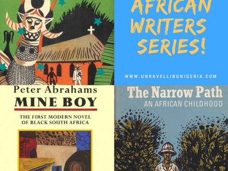 Literature of the Month – African Writers Series