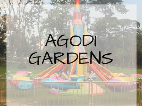 Agodi Gardens | Photo Diary