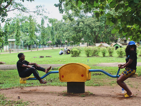 Empty Parks | National Children's Park & Zoo, Abuja
