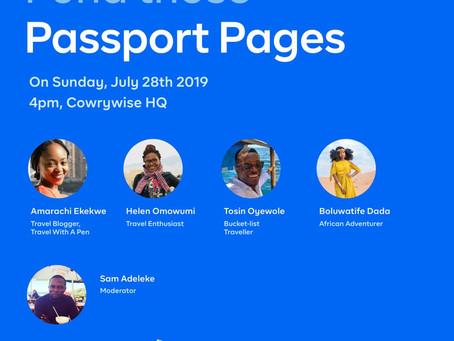 Wander Hub 2.0 | Fund Those Passport Pages