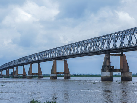 Lights, Camera, Beauty | Niger Bridge Is Officially Nigeria's Most Beautiful Bridge
