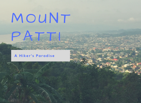 Mount Patti | A Hiker's Paradise