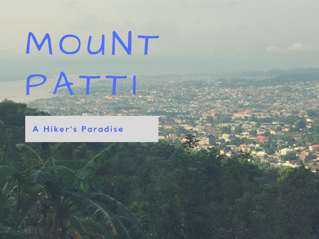 Mount Patti | A Hiker's Paradise
