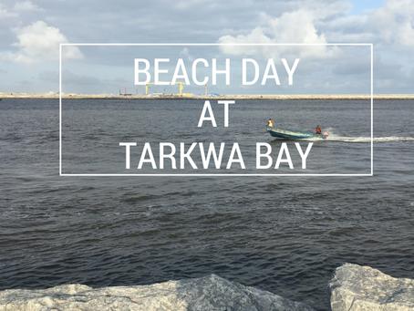 Beach Day at Tarkwa Bay