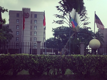 Hotel Review – Sheraton Lagos Hotel
