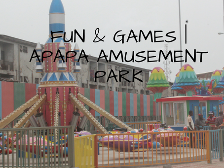 Fun & Games | Apapa Amusement Park