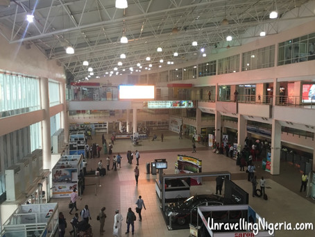 How I Passed Time at The Domestic Airport in Lagos