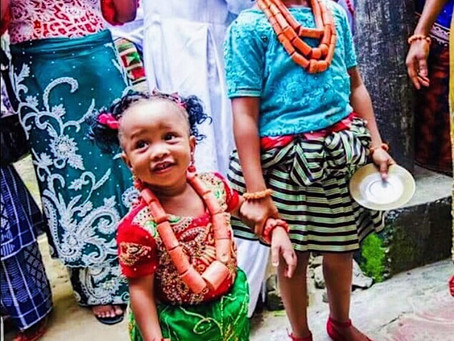 Culture Trip | Kalabari Traditional Attire