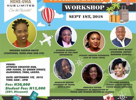 Nene-Uwa Ltd |Tourism Boost Workshop
