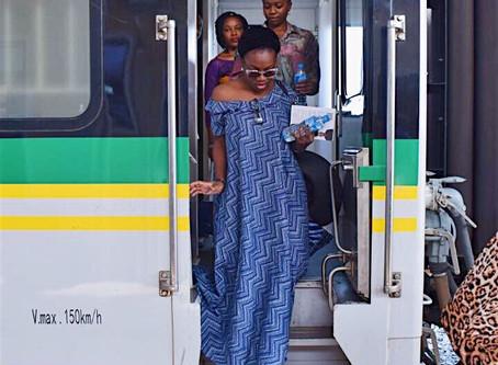 Nigerian Train Rides   Abuja – Kaduna