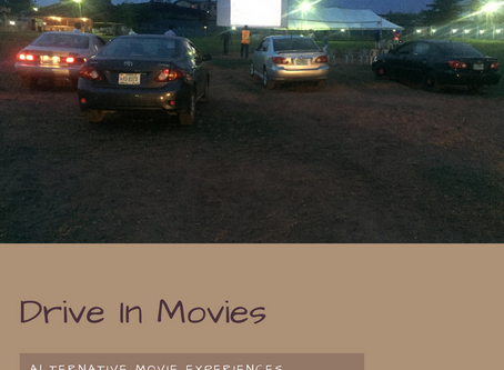 Drive in Movies   Alternative Movie Experiences