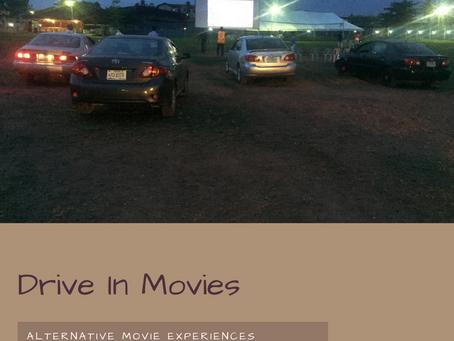 Drive in Movies | Alternative Movie Experiences