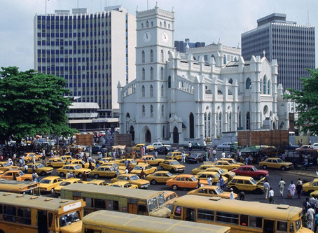 From the horse's mouth – Lagos