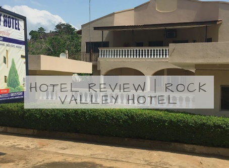 Hotel Review | Rock Valley Hotel