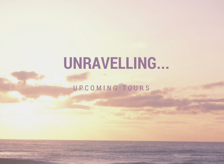 It's Time For New Experiences | Unravelling 2019