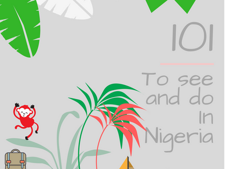 101 Things To See And Do In Nigeria