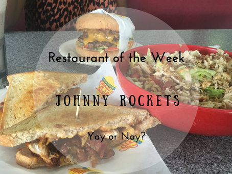 Restaurant of The Week – Johnny Rockets