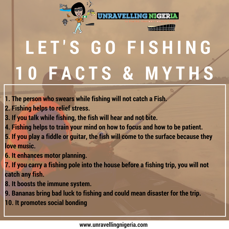 Fishing Facts & Myths