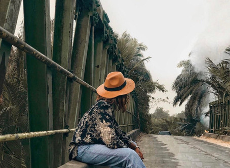 Solo Female Traveler Discovering Nigeria's 36 States