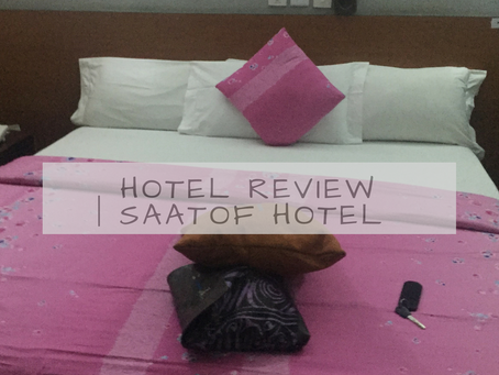 Hotel Review | Saatof Hotel