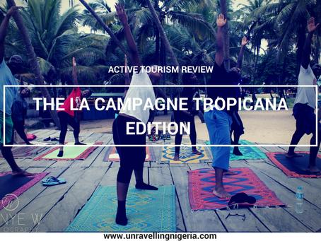 Active Tourism Review – La Campagne Tropicana