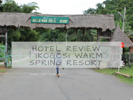 Hotel Review | Ikogosi Warm Spring Resort