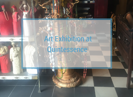 Art Exhibition at Quintessence