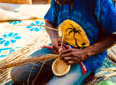 Culture Trip | Basket Weaving (The Video)