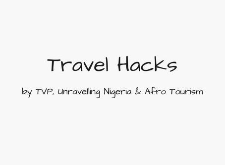 Travel Hacks   Places To Visit