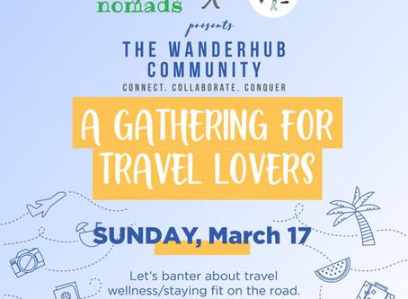 Travel Pop Up | The WanderHub Community