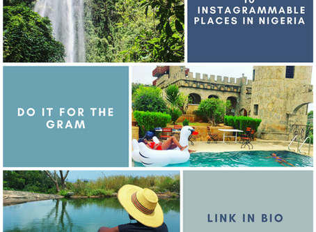10 Instagrammable Places In Nigeria   Do It For The Gram