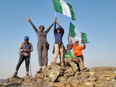 Funmi Oy Conquers Nigeria's Highest Mountain - Chappal Waddi | Part 2
