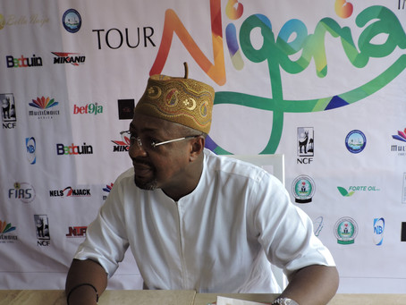 As NTDC Strategises to Stimulate Nigeria's Tourism…