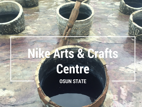 Nike Centre for Arts & Culture – Osun State