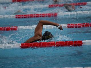 Jolie mpp au 100m 4 nages pour Malika Gobet
