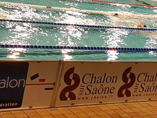 Chers amis supporters superbe chrono de Malika en Bourgogne