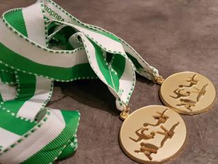 2x Championne Vaudoise