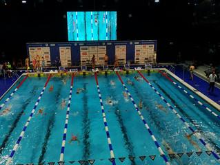 Bronze pour Malika Gobet à la Swim Cup de Lausanne
