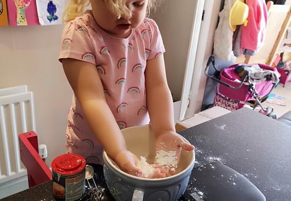 My girl baker 2