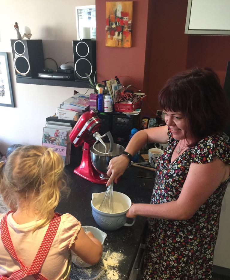 Team baking