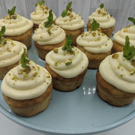 Tefal Cake Factory Mojito Cupcakes