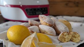 Tefal Cake Factory Lemon Madeleines