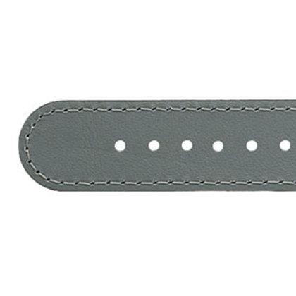 Uhrenband Schmal grau